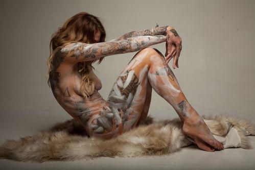 Work  by Annie, Jordon Tyler Paige