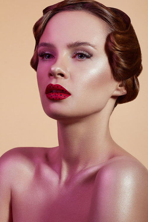 Glow Magazine - As wild as a ladybug (1/4)   by Focused On Beauty, Agnieszka Krzyzowska, Natalia Szura