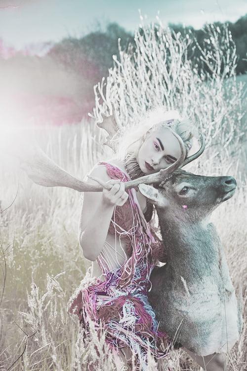 Work  by Julia Buruleva, Masha Melikova, Natasha Kopnina, Irina Baranova