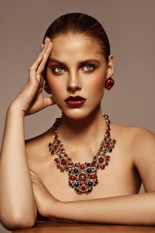 Work  by Amer Mohamad, Beautiful Magazine