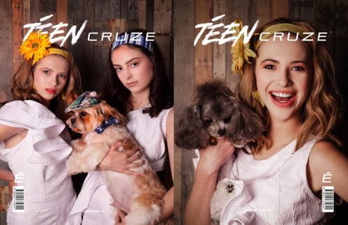 Work  by Jessy  Dodd, Regina Knoll, Lauren Messing, StyleCruze Magazine, Will Franco, Melinda Birke @melindabirke on Instagram, Beverly Hills Bruno, Kalo The Dog Model