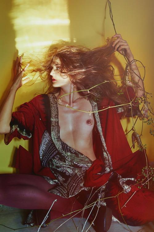 Work  by Julia Buruleva, Yana Strizh