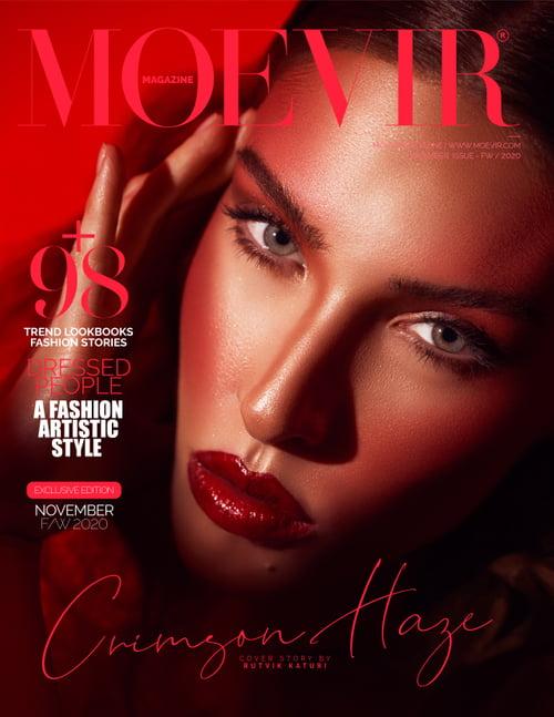 Work  by Moevir Magazine, Rutvik Katuri, Isabel Swanson, Natasha Brooks, Faith Stanek