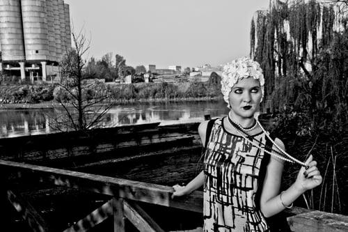 Work  by luca lorenzon, Elena Vasile