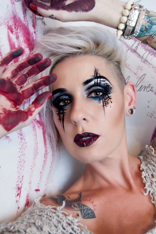 Work  by Iván RDC Photography, Apropos Make Up , Begotxu Begelepe, Nekane Lodoso