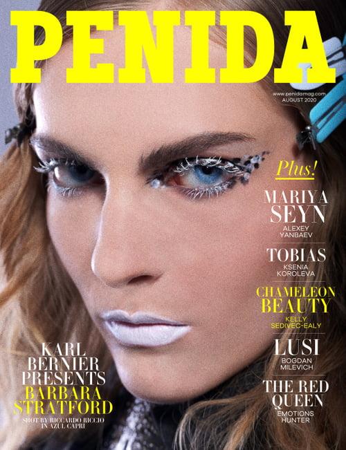 Work  by PENIDA Magazine