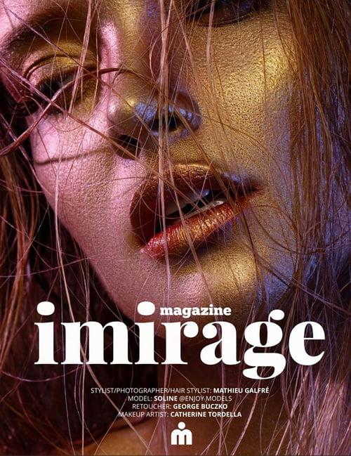 Work  by George Buczko, IMIRAGEmagazine , Mathieu Galfré , Catherine Tordella, Soline