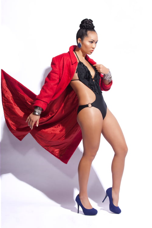 Photographer: David Matthews, Model: Danny Ly   by Akua Robinson