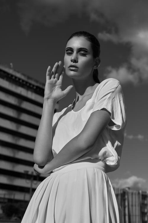 Bianco #1   by Sebastián Rojas