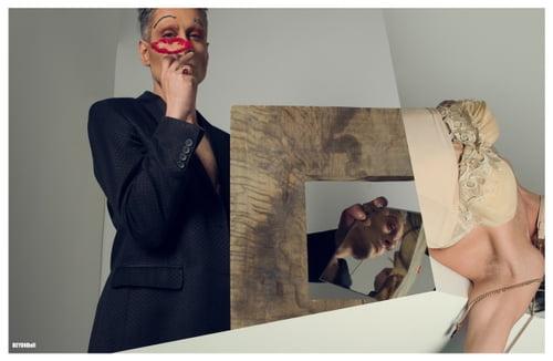 Work  by Sylvie Renault, Markus Theisen, Patrick Kronenberger, Enorma Jean