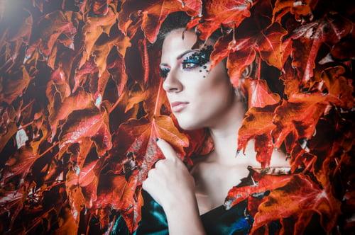Work  by Iván RDC Photography, Andreea Roxana, Elisa Make Up, Pilar Sicilia, Julia Ainaga