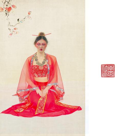 Work  by Mingmin Tan, Linda Lee, Chai Shu Wen