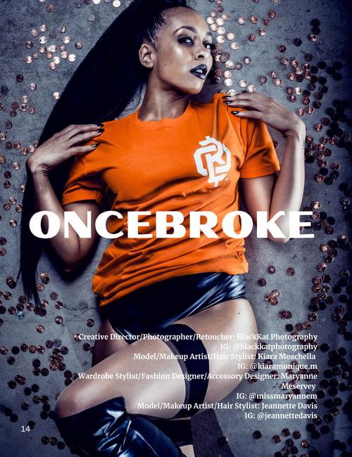 Work  by BlackKat Photography , Maryanne Meservey , Northside Magazine, Jeannette Davis, Once Broke