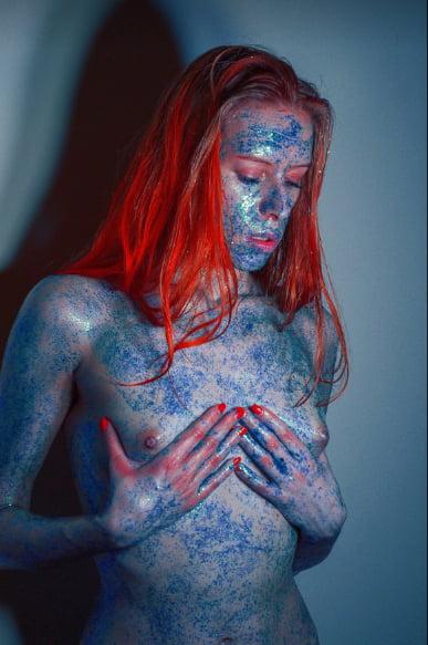 Work  by Ruslan Kolodenskiy,  Nikki Riddle