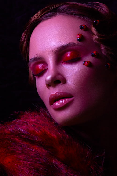 """As wild as a ladybug"" for Glow Magazine (4/4) 