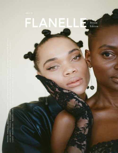 Work  by Flanelle Magazine, Aisha Kanaya Yuson, Ann Lin, Erika Fung, Brianah P, Ai Nayake, Lea Krpan