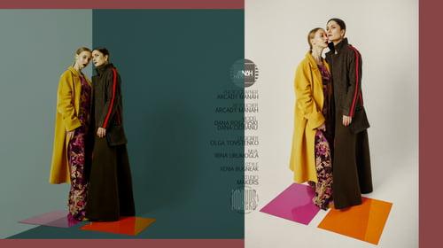 Work  by Arcady Manah, Makers, Irina Urumoglo, Xenia_bugneac, Danarogovski, Dana, Olgatovstenco
