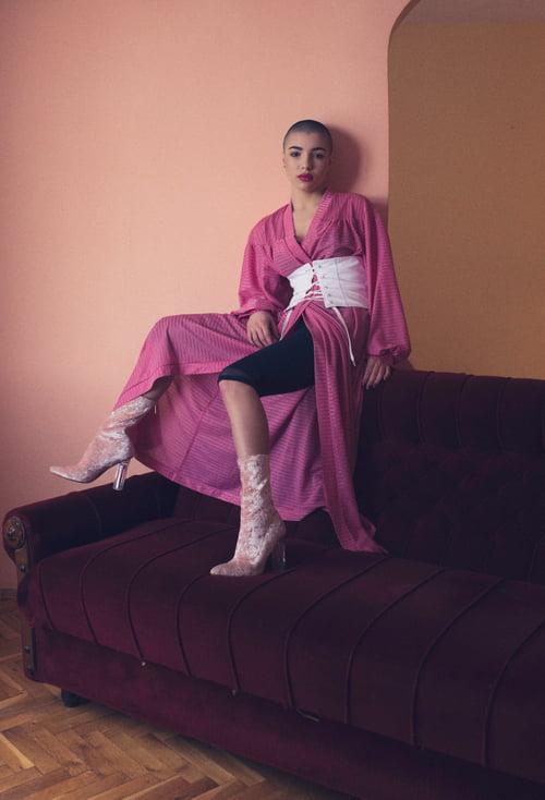 Work  by Polina Dobreva