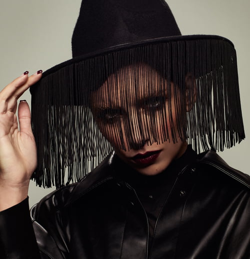 Hmua / Kim Creton @ Plutino Group Stylist / Lynne Weare @ Plutino Group Model / Kaitie L. @ Peggi Lepage Models   by Dave Hynes