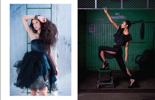 Work  by Kristen Walther, Melanie Rose Kazmercyk, Michael Glorioso , Nathalie Kraynina , Jess Mederos, Stylist , Sarah Patch, Carol Rojas