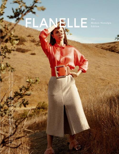 Work  by Flanelle Magazine