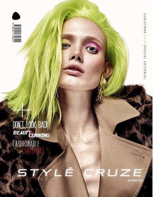 Work  by Amer Mohamad, StyleCruze Magazine