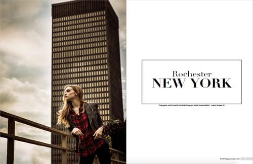 PUMP Magazine Feature   by Samantha Rose Baldwin, Jeb McConnell, Pump Magazine, Amanda-noel Fischer