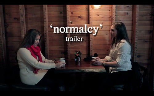 """Normalcy"" Trailer   by Lesley Belo-brown"