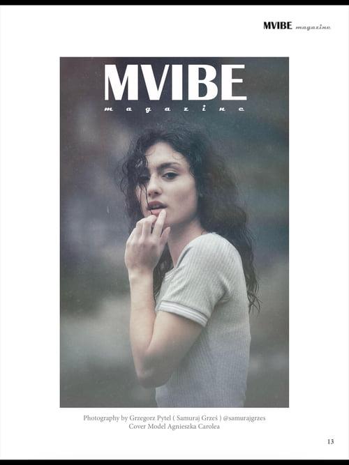 Work  by SamurajGrzes, MVIBE Magazine, Agnieszka Carolea
