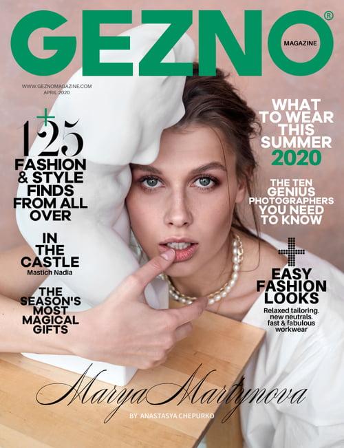 Work  by GEZNO Magazine