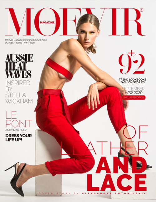Work  by Moevir Magazine