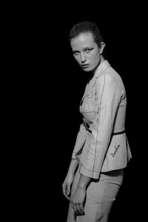 Work  by Guy-didier Debast, Vrinda Jelinek , Isis Zrost, Sidi, Angela @ Wiener Models