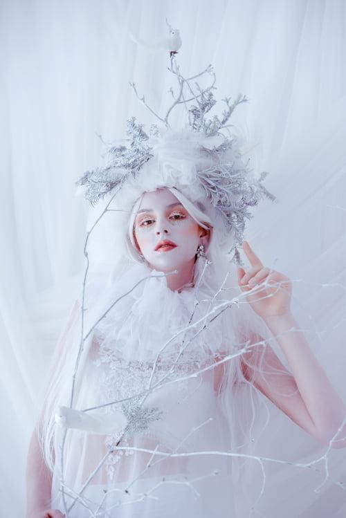 Work  by Wendy Jia, Darya Kazimirchik, Dora Li
