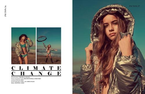 Work  by Veronica Laviana, Beatriz Bonilla Peruyero, Zara, Manuela Abad