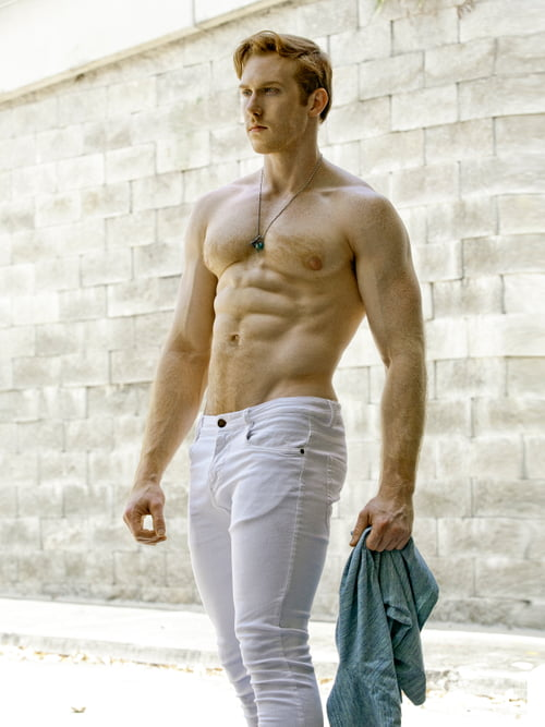 Model: Kevin Selby  Photographer: David Vance  Magazine: The Model Magazine   by Kevin Selby