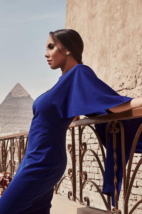 Work  by Nivea Leavell, Photographer Sherif Elbouly, Rashad Mua