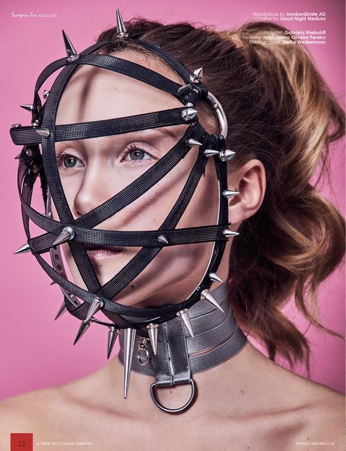 Work  by Scorpio Jin Magazine, Deike Westermann, Good Night Medusa | Lingerie, Telma Oliveira Pereira, Insubordinate AD
