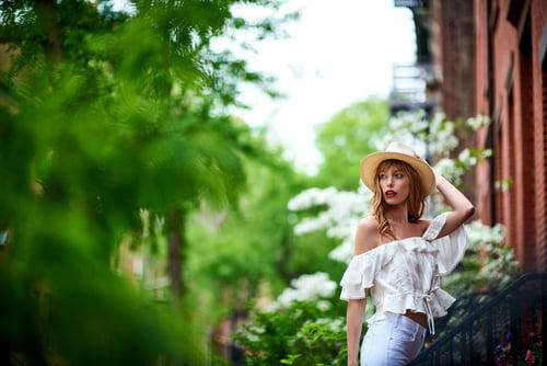 Work  by Kristen Walther, Michael Glorioso , Iryna Lysogor @ New York Models, Habiba Elshazly