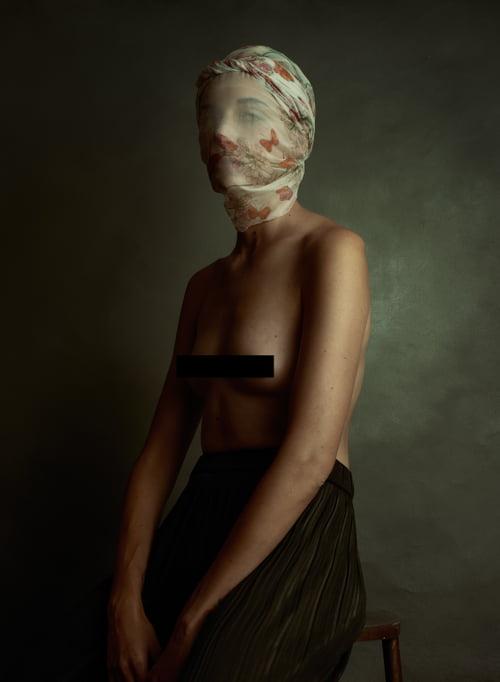 Mua x Kim Creton Stylist x Leah Antoinette Model x Kaitie Lindner X Peggi Lepage Models   by Dave Hynes