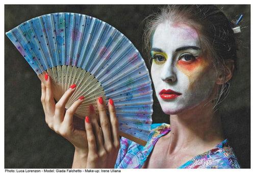 Work  by luca lorenzon, Irene Uliana Make U, Giada Falchetto
