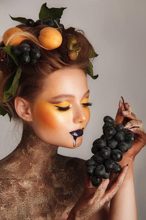 Work  by Anna Dekina, Marianna Strelskaya, Mua Forum For Makeuprushgame, Lubov' Ortega, Alina Binchaeva