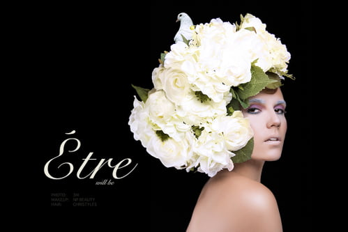 Etre Editorial 2012   by Jiro Preston, Briana, Np Beauty