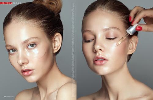 Work  by PUMP Magazine, Amanda-Noel Fischer, Natella Kiseleva, Svetlana Dunaeva, Nicky @Meow_model_agency