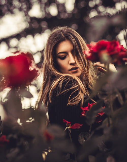 """""""every rose has its thorn""""   by Tristen Williams, Claudia Milia"""