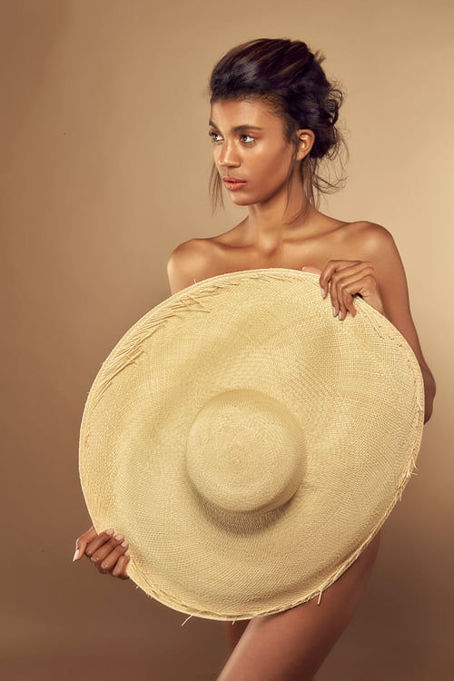 Work  by Ralf Eyertt, Paola Fonseca, Ecuadorian Panama Hat, IMIRAGEmagazine , Rey Rodriguez