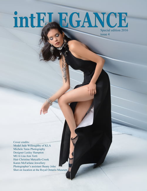 Work  by Intelegance Magazine, Michele Taras @michele_taras, Lesley Hampton, Jade Willoughby Of Kla , Christine Metcalfe-crooke , Lisa Ann Torti
