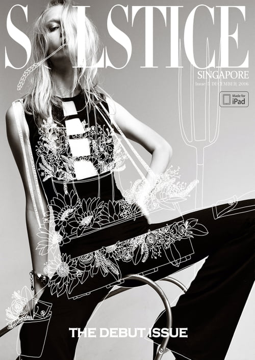 Solstice Singapore cover story    by Amer Mohamad