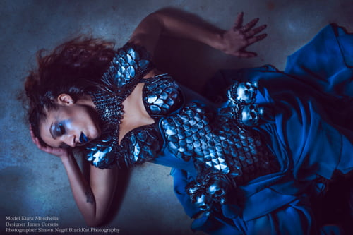 Work  by BlackKat Photography , Kiara Moschella , Janes Corsets