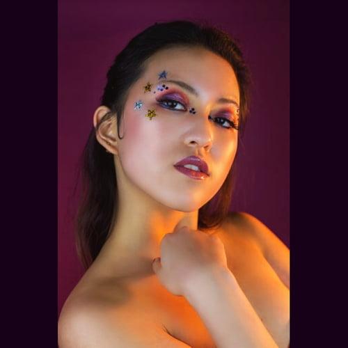 Work  by Beth King, Jessie Wang, Jessamine Cera