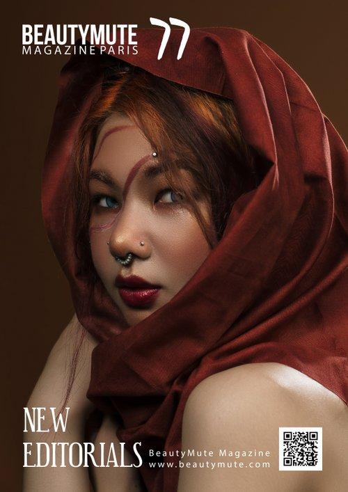 Work  by Olga Kramer, BeautyMute, Tamila Kim, Kristina Kamkina